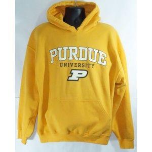 Purdue University Hoodie Sweatshirt Pullover XL